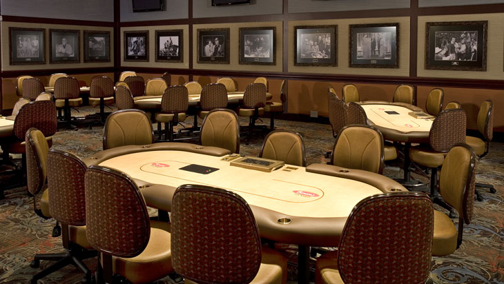 Binion S Poker Room