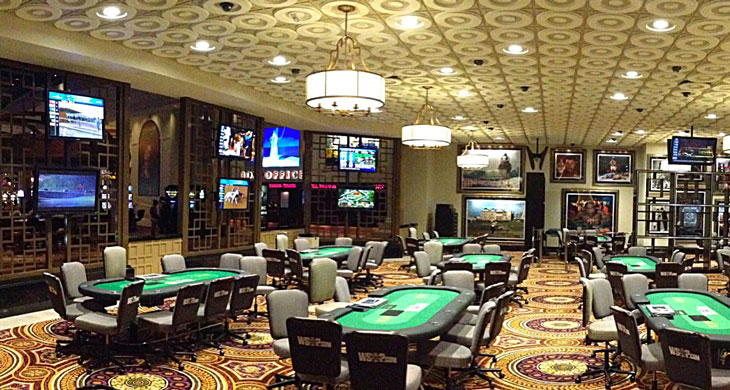 best poker rooms