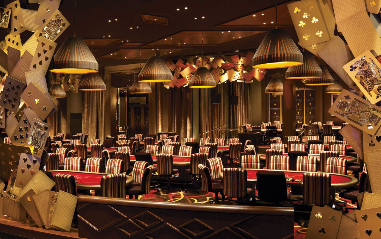 Top 5 Poker Rooms In Las Vegas Las Vegas The Poker