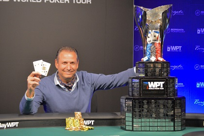 Eric Afriat wins WPT Borgata Winter Poker Open for $651,928