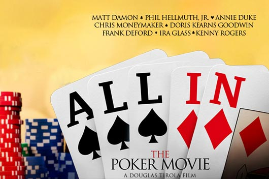 film review all in the poker movie poker culture