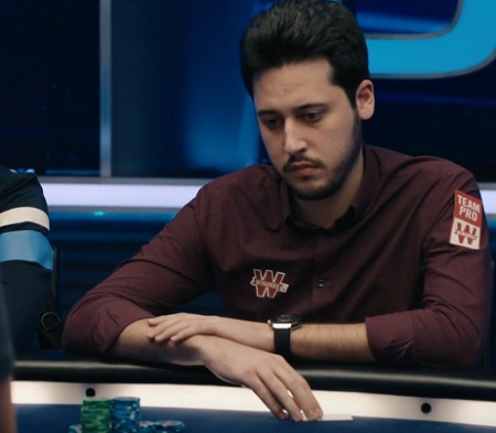 2018 PCA: Adrian Mateos final table chip leader; Watch live