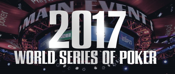 The 2017 World Series of Poker officially begins at the Rio Casino in Las Vegas on Wednesday May 31 and concludes on July 22 with the Main Event