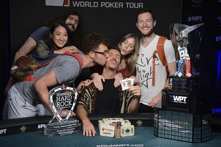 Darryll Fish banks $511K with WPT Lucky Hearts victory