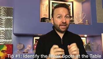 The Weekly Negreanu: Bubble plays and a hand in the Bahamas