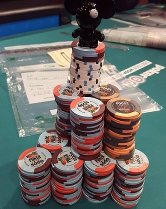2017 WSOP: Elky leads final table of $111,111 ONE DROP HIGH ROLLER