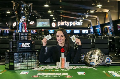 Ema Zajmovic wins WPT Playground; First female open champion on WPT