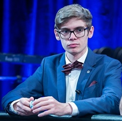 Fedor Holz partnering with partypoker
