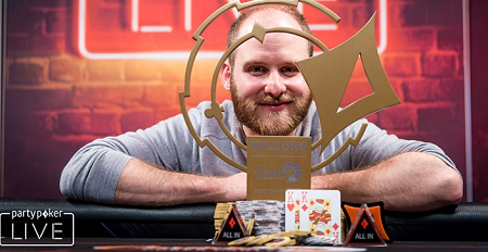 Sam Greenwood wins Millions Main Event