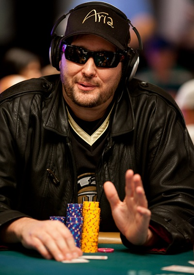WPT Legends of Poker: Phil Hellmuth and JC Tran at final table