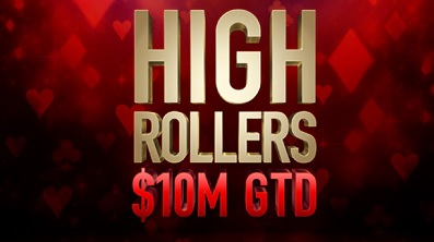High Rollers series starts March 18