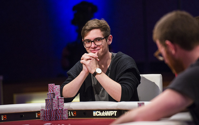 Fedor Holz with Wiry Wire-to-Wire Win at WPT Alpha8 Las Vegas