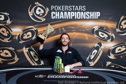 PSC Barcelona: Igor Kurganov wins €50K Super High Roller