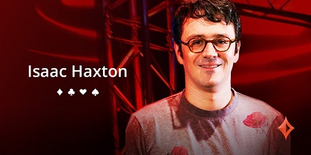 Isaac Haxton joins Team partypoker