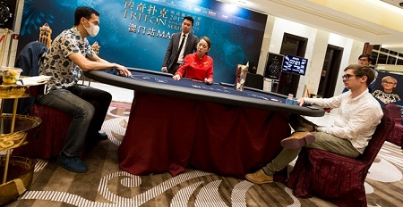 John Juanda wins Triton Super High Roller in Macau for $2.8M score