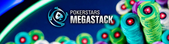 PokerStars launches Megastack in Europe and Omaha Spin&Go