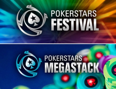 PokerStars add new MEGASTACK and Festival events in Europe