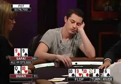 Tom Dwan returns to Poker After Dark
