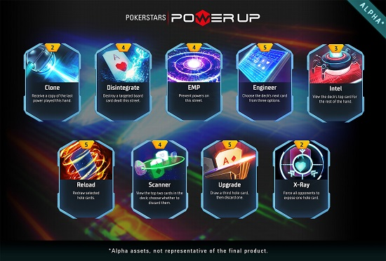 Power Up Cards