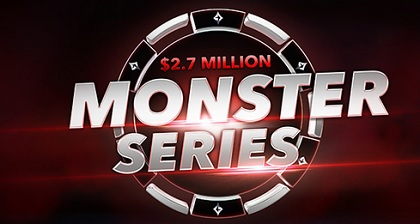 Monster Series returns to partypoker