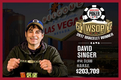 2017 WSOP: Adrien Mateos youngest player to win 3 bracelets