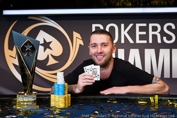 Kenny Smaron wins Main Event and Steve O'Dwyer wins High Roller at PokerStars Championship Panama