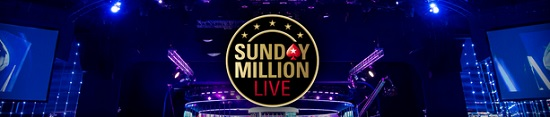 PokerStars Sunday Million Live!