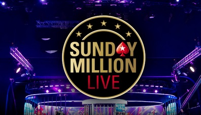 Free Sunday Million Live tickets!