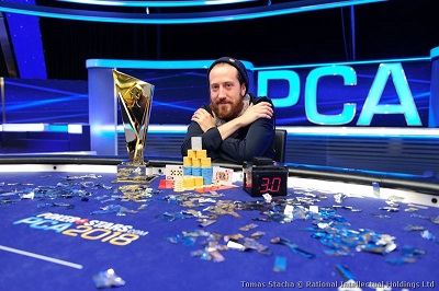 2018 PCA: Steve O'Dwyer wins $50K High Roller