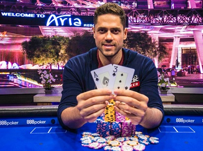 Stephen Chidwick wins U.S. Poker Open title; Ben Tollerene, Benjamin Pollak, and David Peters win events