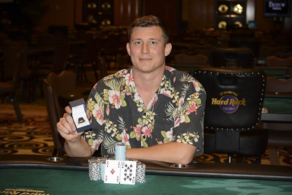 WSOP Circuit SHR: Anton Wigg wins High Roller and Joe Gotlieb wins Main Event
