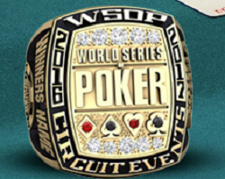 Owen Crowe chipleader at WSOP Circuit The Bicycle