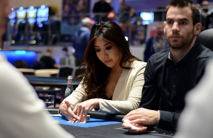 WSOP Europe: Maria Ho lead final table; Niall Farrell still alive