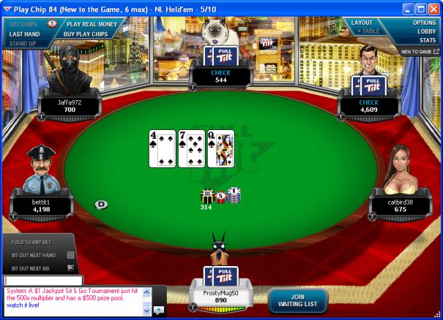 Best freerolls on poker sites