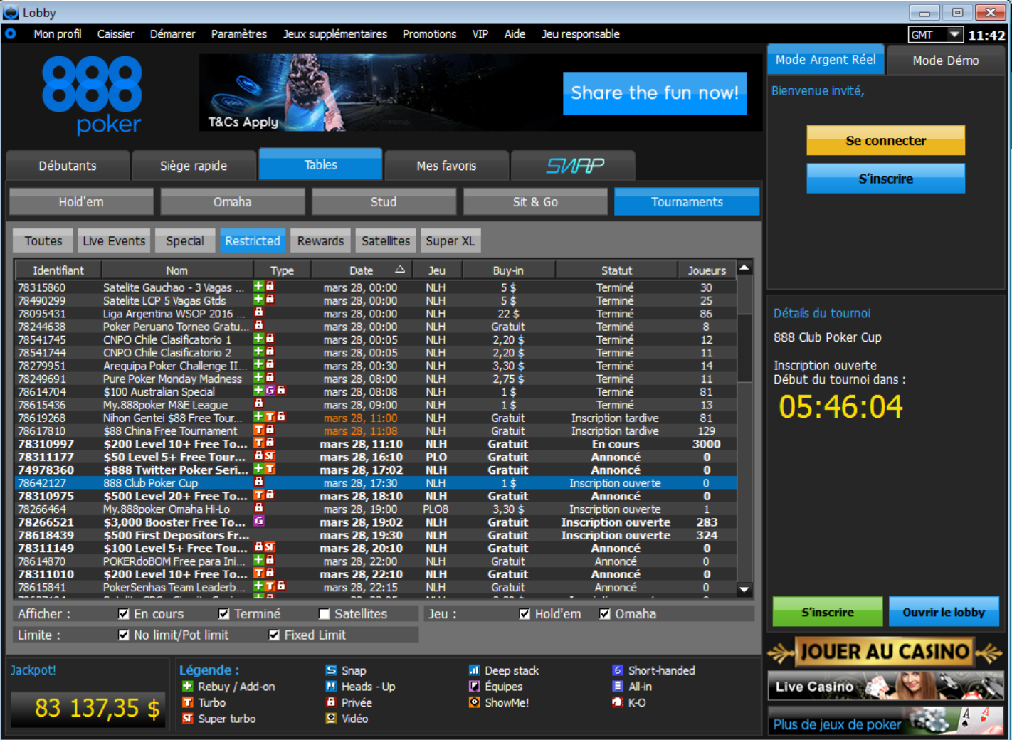 888 poker review forum
