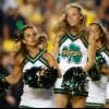Notre Dame cheerleaders