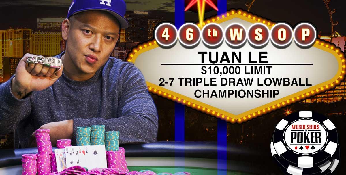 2 7 Triple Draw