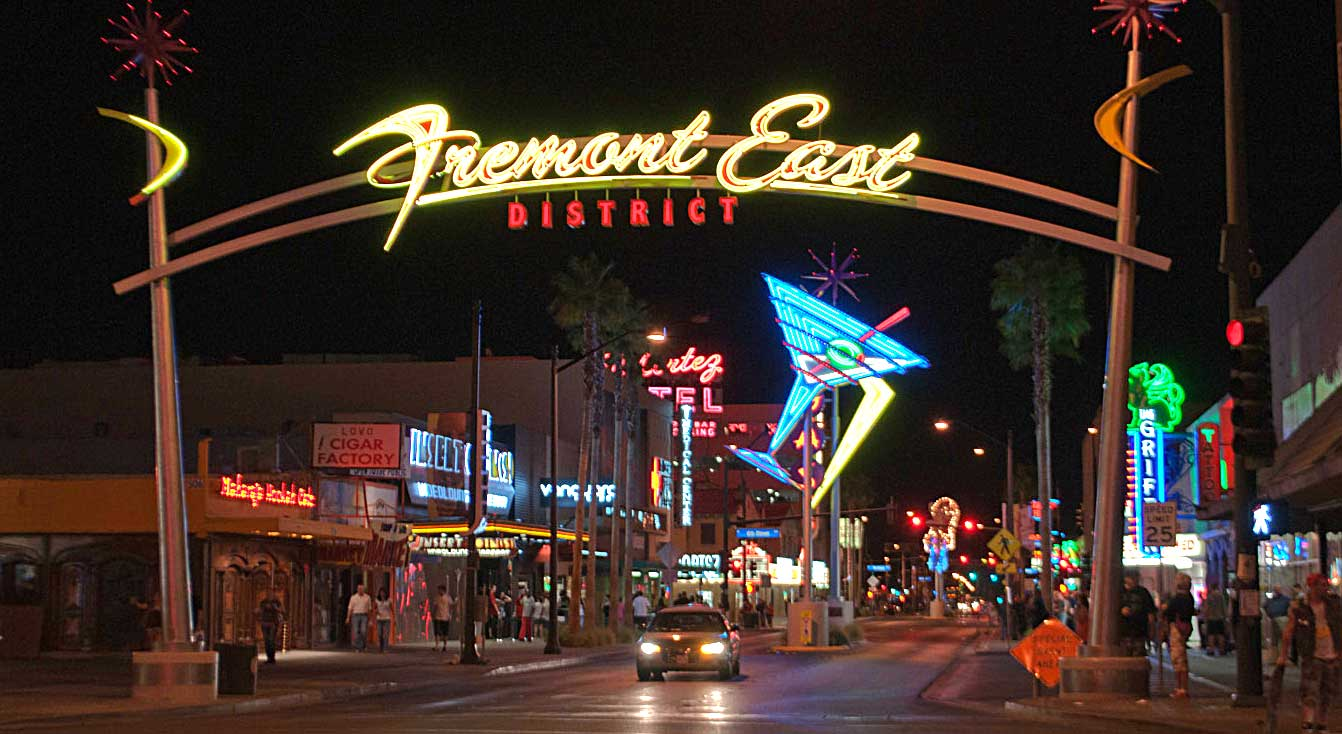 Downtown Vegas - Fremont East