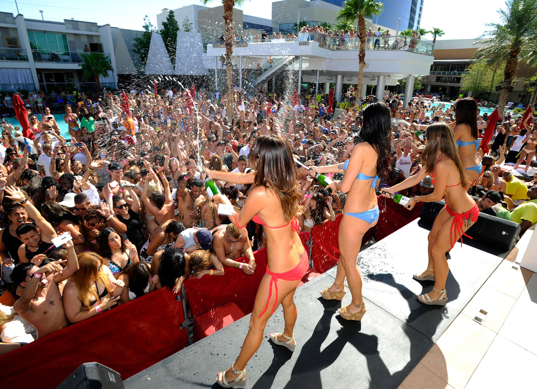 Singles events in Las Vegas