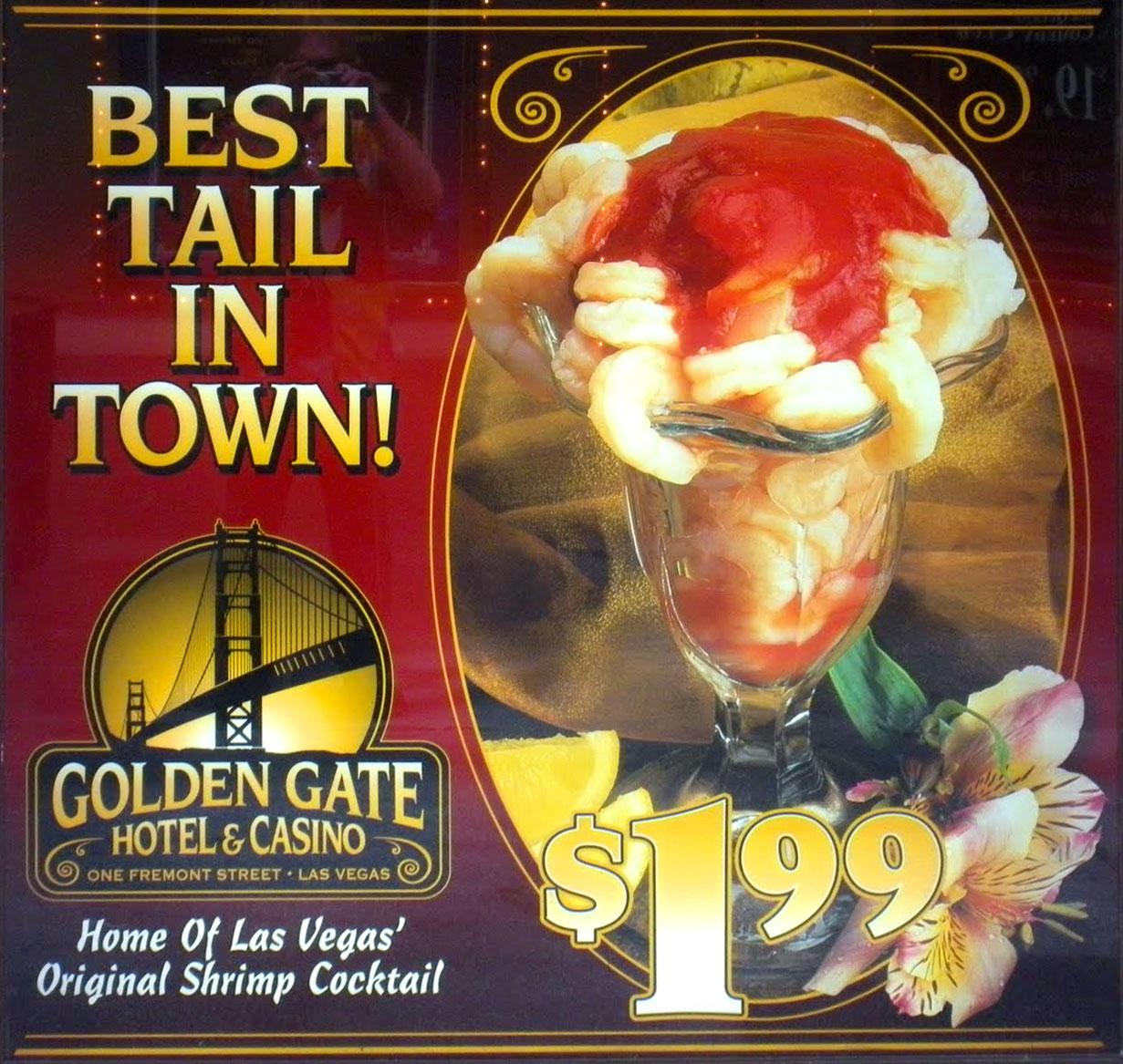 Shrimp Cocktail Las Vegas