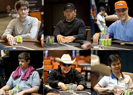 WPT Choctaw: Will Berry chip leader at final table