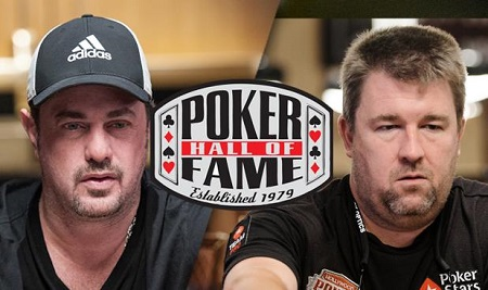 Chris Moneymaker and David Oppenheim inducted into 2019 Poker Hall of Fame