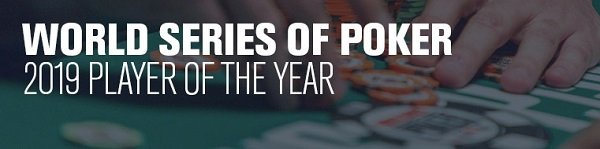 2019 WSOP Player of Year: Robert Campbell Leads, Shaun Deeb in Second
