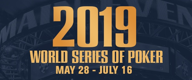 2019 WSOP Schedule: Week to Week Breakdown