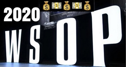 2020 WSOP: Nine high roller events on schedule including $250K Super High Roller