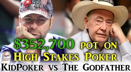 The Weekly Negreanu: High Stakes with Doyle Brunson