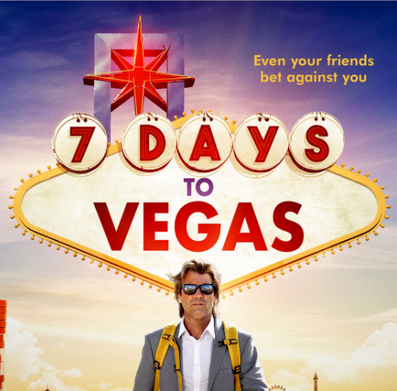 Vince Van Patten's new Film '7 Days to Vegas'