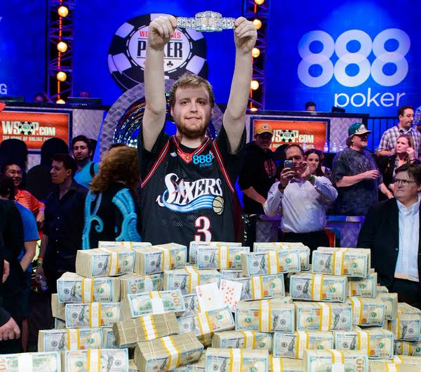 888poker to Sponsor the 2016 World Series of Poker