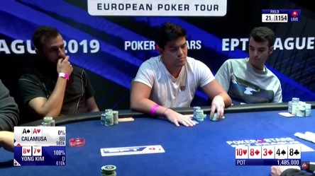 PokerStars Vids: Cracked Aces, Sick Calls, and Suckouts