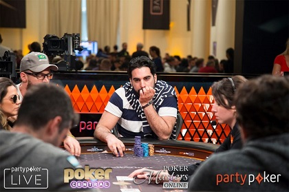 Alexandros Kolonias wins Poker Masters Online and purple jacket